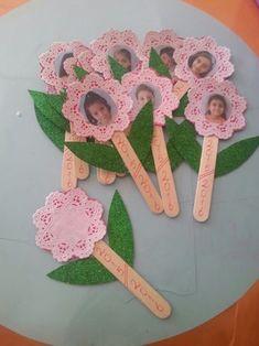 Super craft for kids spring sunday school ideas preschool cr Popsicle Stick Crafts, Craft Stick Crafts, Preschool Crafts, Diy And Crafts, Arts And Crafts, Paper Crafts, Craft Sticks, Kid Crafts, Mothers Day Crafts For Kids