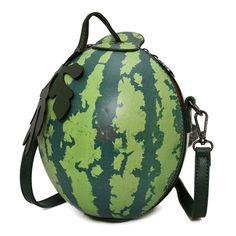 #TideBuy - #TideBuy originality Watermelon Shape Crossbody Bag - AdoreWe.com