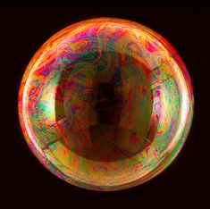 Enormous Bubbles Photographed by Bjoern Ewers