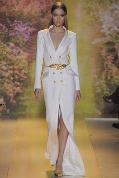 Sfilata Zuhair Murad Parigi - Alta Moda Primavera Estate 2014 - Vogue