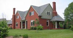 english red brick house - Поиск в Google