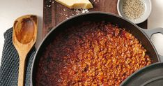 This recipe took out the title of Australia's best spag bol, and after one bite, you'll know why.