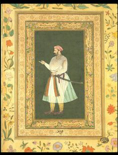 Mirza Abul Hasan, Asaf Khan IV, Itiqad Khan I.