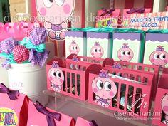 Cumpleaños Casimeritos/Mesa de dulces Ksimeritos