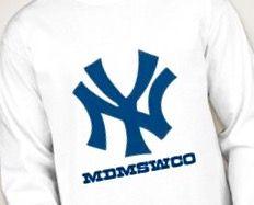New York long sleeve tee mdmswco. For 1038APPCO.  2016
