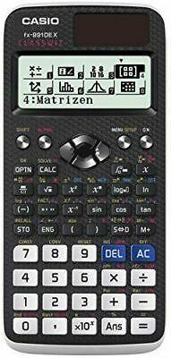 Buroelektronik Buroelektronik B Ware Rechner Taschenrechner Casio Fx 991de X Mit Display Buroelektronik Eur 2099 Ange Taschenrechner Rechnen Tischrechner