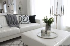 Livingroom - Home White Home -blog