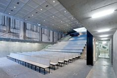 Zernike Lecture And Exam Hall Groningen Onix