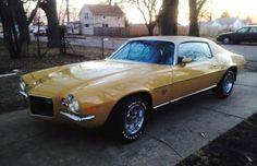 1973 Camaro LT: Split Bumper Survivor - http://barnfinds.com/1973-camaro-lt-split-bumper-survivor/