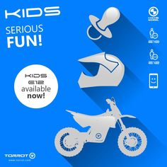 Kids E12 available now!