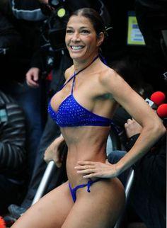Catherine Fulop. Bellisima, Bikinis, Swimwear, Fashion, Bathing Suits, Moda, Swimsuits, La Mode, Bikini