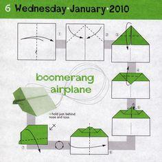 Aviones de papel - Cómo hacer un avión de papelhttp://jewswar.com/29/origami-air-planes/