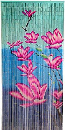 Willow Bamboo Doorway Bead Curtain
