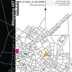Participamos en #MappingArt Valladolid en la mesa de debate #MeetingPoint con Julio Falagán, Javier Silva y los coordinadores del proyecto el 14.11.2013