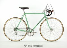 Bianchi Rekord Celeste Roadbike 1970s