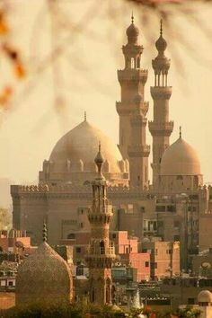 Sultan Hassan Mosque - Egypt