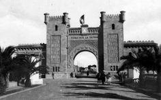 Alcazarquivir 1012 -puerta de regulares | Flickr: Intercambio de fotos