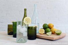 Знаете ли Вы как сделать стакан из винной бутылки? http://on.fb.me/1K2t7XX