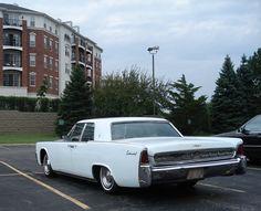1960s Lincoln Continental