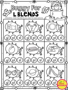Spring math and literacy NO PREP printables pack! 48 pages of Spring themed printables for your kindergarten classroom. Your students will enjoy all the fun activities and adorable graphics that have been carefully selected for each page. There are many options for differentiation within this package, and the skills covered tie in perfectly with the common core.