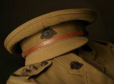 World War 1 Officers uniform