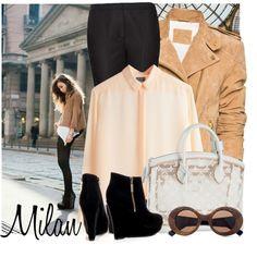 Wear I live: Milan!, created by jayy-nna