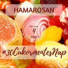 Hamasrosan kezdünk!😊Ha van kedved csatlakozz a csapathoz! Twitteren, facebookon vagy akár itt a #30cukormentesnap vagy a #30sugarfreedays hashtag alatt😀Bárki csatlakozhat; nem kell IR-esnek vagy diabétesesnek lenned, elég, ha tudatosan táplálkozol és vigyázol az egészségedre! Sok sikert kívánunk mindenkinek a projecthez!👍 🔸 🔸 🔸  #egészségestáplálkozás #tudatostáplálkozás #egészség #egészséges #30cukormentesnap #inzulinrezisztencia #IR #iretrend #irdieta #diabetes #táplálkozás…
