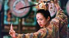 Review ! Le Secret des Poignards Volants ou Zhang Ziyi, Princesse des voleurs
