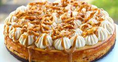 Här är den, cheesecakens boss! Perfekt kladdig chokladbotten och härligt krämig cheesecake med smak av salty caramel. Den här kommer jag absolut att baka flera gånger! Salt och sött = wow! Här kommer mitt recept! /Daniel