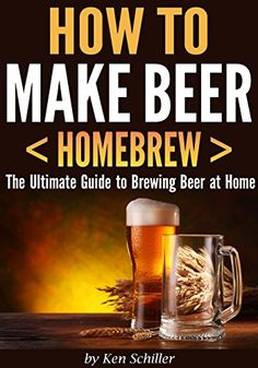 How to Make Beer at Home | Best Homebrew Recipes DIYReady.com | Easy DIY Crafts, Fun Projects, & DIY Craft Ideas For Kids & Adults