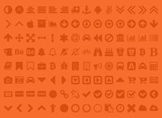 font awesome custom shapes pack