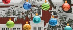 Stunning Front Yard Christmas Decoration Ideas For Your Holiday 30