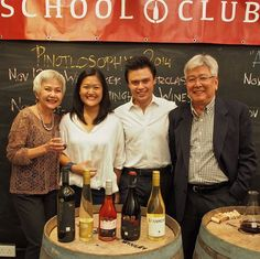 The powerhouse family behind Gran monte wines hosted a brilliant tasting with us in Hong Kong yesterday.