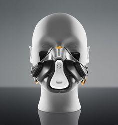 KOMRAD Respirator   Core77 2013 Design Awards