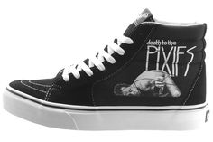 New Pixies Shoes From Vans  I want these!!!!