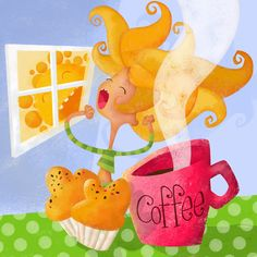 "SUSANA HOSLET- ILUSTRACION INFANTIL: ILUSTRATION FRIDAY ""EARLY"""