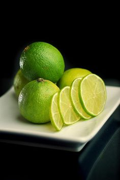 Lime with anything is a desert treat!