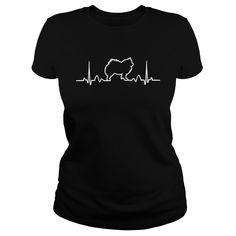 American Eskimo Dog Heartbeat