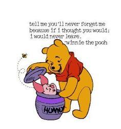 Piglet's in the Honey Pot
