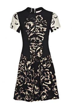 Artisanal Blocked Silk Dress - Just In - Shop - London-Boutiques.com