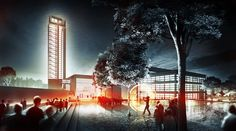 CGarchitect - Professional 3D Architectural Visualization User Community | Project Center