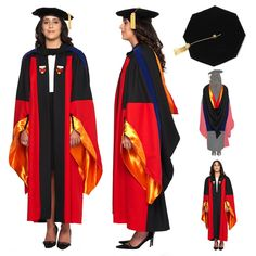 15 Best High Quality Doctoral Regalia Made To Last Images Doctoral