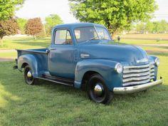 1950 Chevrolet C/K Pickup 1500 3100