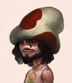 Adult Mario Bros. 4 - Toad #Mario
