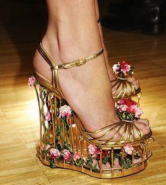 zapatos-calados-bizantinos. Dolce & Gabbana