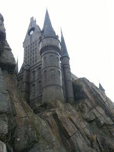 Hogwarts! In Universal Studios