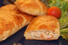 Feuilletés au saumon (recette finlandaise)
