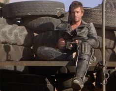 Mad Max 2: The Road Warrior (1981). Mel Gibson.