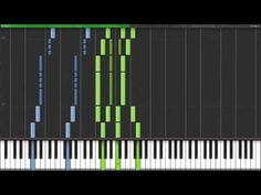 Harry Potter Medley for Solo Piano Tutorial - YouTube