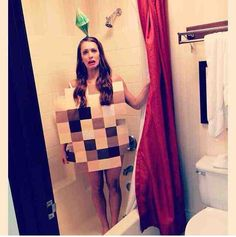 Brilliant costume!